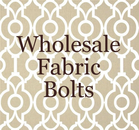 Neutral wholesale fabric bolts 28 yards choose any for Fabric near me
