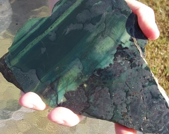 Unknown Jasper slab From a vintage collection #153
