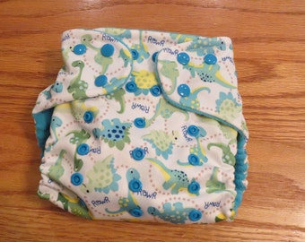 Pocket Diaper One Size