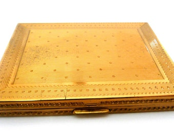 Vintage French Compact
