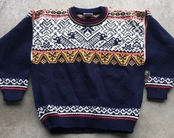 Dale of Norway children's sweater, made in Norway -size 10