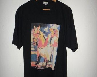 Paul Smith T Shirt Designer Pop Art