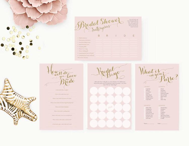 word template bridal shower invitation editable word by. Black Bedroom Furniture Sets. Home Design Ideas