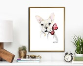 """Custom Pet Portrait - 11"""" x 15"""" Watercolor - Made To Order"""