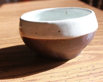 Black and White Small Bowl