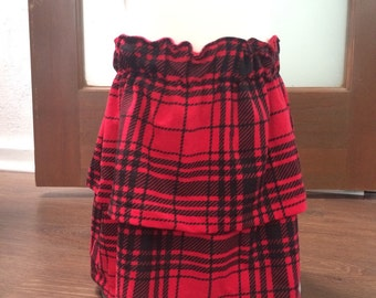 Double layer skirt // 2-3T