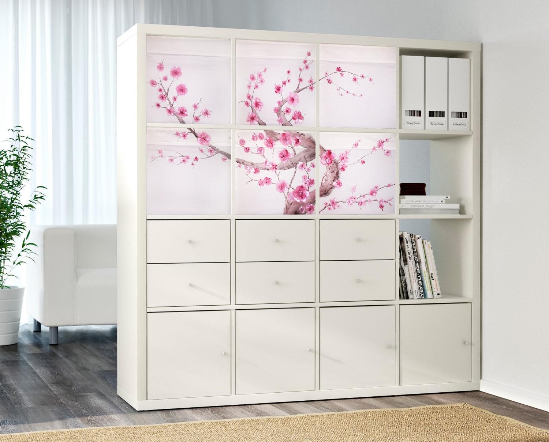 customized ikea drona storage boxes expedit kallax insert. Black Bedroom Furniture Sets. Home Design Ideas