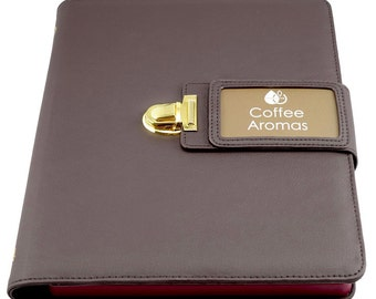 Coffee Aroma Kit - 24 Aromas (leather edition)