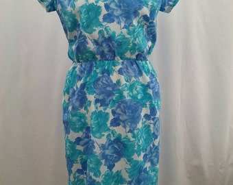 1950's / 1960's lightweight summer dress