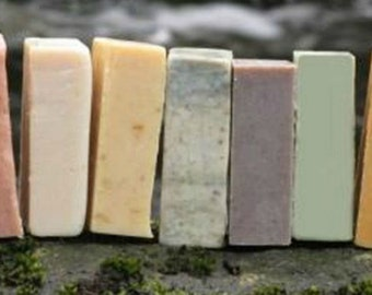 5.75 total shipping - up to 12 bars of Soap. Pick any Ones You Like from This Listing