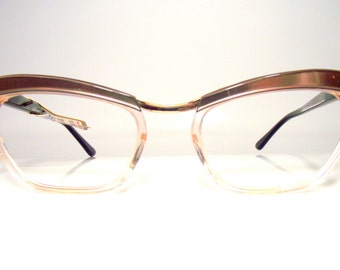 french vintage - frames / glasses 1950s vintage
