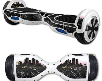 Skin Decal Wrap for Self Balancing Scooter Hoverboard unicycle Urban Night