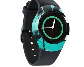 Skin Decal Wrap for Samsung Gear S2, S2 3G, Live, Neo S Smart Watch, Galaxy Gear Fit cover sticker Graffiti Tagz