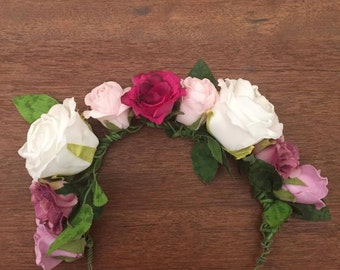 Bella Flower Crown Small