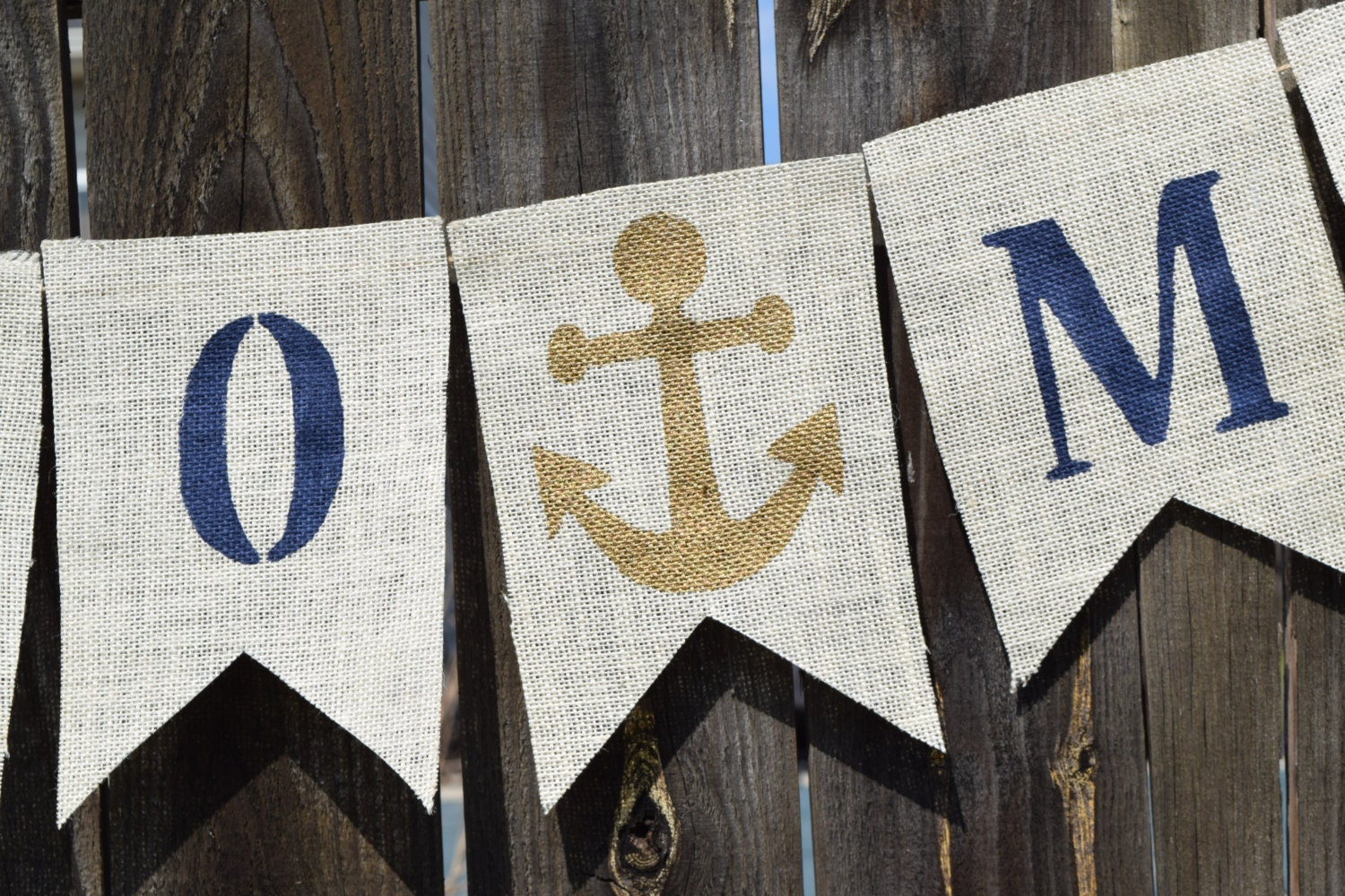 Bridal Shower Decor- Nautical Bridal Shower- Anchor Ms to Mrs Banner ...