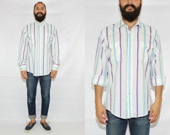 Camisas de vestir para hombre : Vintage Etsy ES