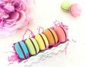 Macaron Eraser Set...