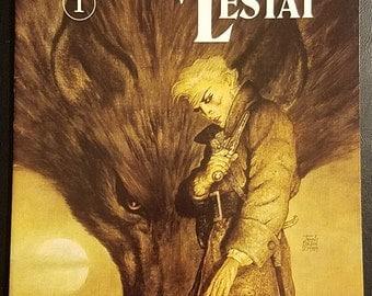 Anne Rice's The Vampire Lestat #1 (1990) Comic Book