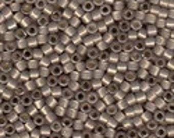 MIYUKI #11 Delica 1460 - Silver Lined Cinnamon Opal - 5 grams