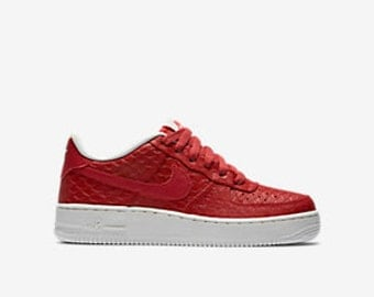 Nike Air Force Zwart Hoog