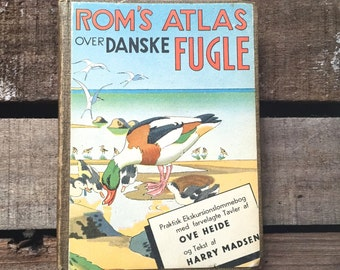 Vintage Danish Book