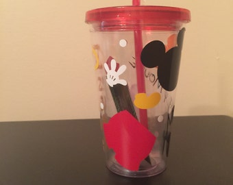 Mickey Mouse Inspired 16oz Tumbler