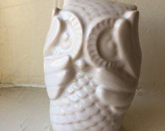 Ceramic Decorative Owl