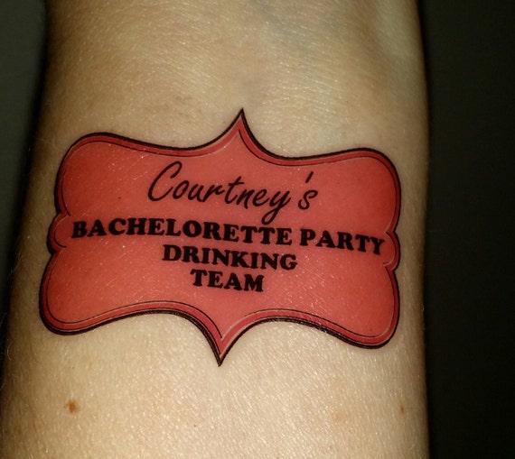 Bachelorette tattoo bachelorette party tattoo bachelorette for Bachelorette party tattoos