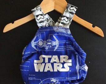 Star Wars baby romper- onsie