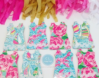 Lilly Pulitzer Magnets