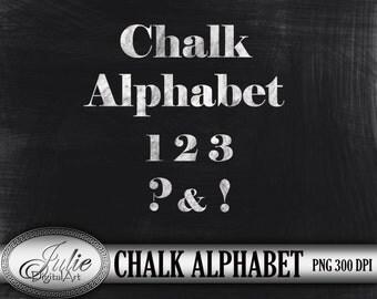Digital chalk clipart Digital chalk alphabet clip art Chalkboard alphabet clipart digital Chalk letters clip art Chalkboard digital letters