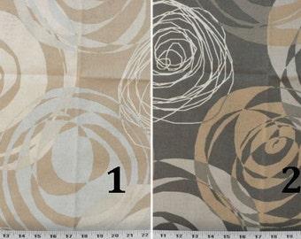 Window Valance, Lined or Unlined Curtain Valance 50x14 50x16 50x18 50x20 Custom Window Treatments. Right On.