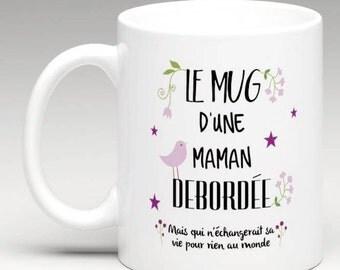 Mug overwhelmed MOM