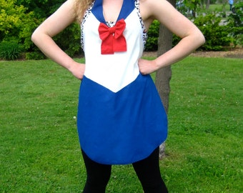 Sailor Scout Apron