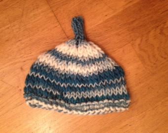 Soft and warm baby hat size 1-2 years
