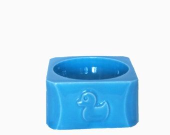 Matching Bowl for Baby's Feed Me Too Duck!