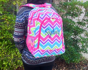 monogramed backpack – Etsy