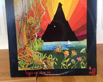 """Mountain, Live """" The Road Goes Ever On"""". Record # 5502 Nice Clean Copy."""