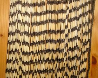 Real Bamboo Wrap Around Skirt
