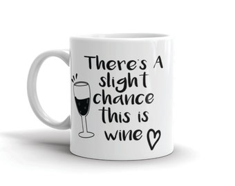 This is Wine Quote sublimation printing mug template