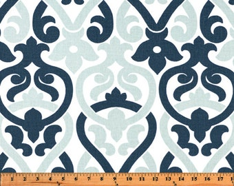 Alex Print Curtains. 11 Colors. Pinch-pleated and lined.