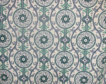 Oh Suzani Print Custom Curtains
