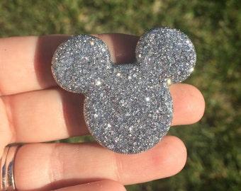 mickey mouse brooch, minnie mouse brooch, disney brooch, retro brooch