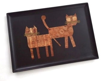 Cool Couroc Cat Tray