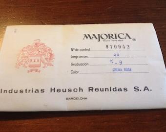 String of pearls of Majorica vintage