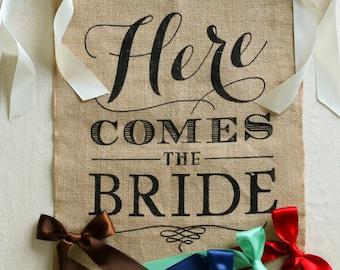 here comes the bride pdf