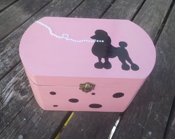Poodle Skirt Box