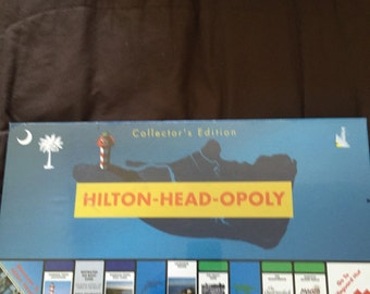 Vintage Board Game Hilton-Head-opily