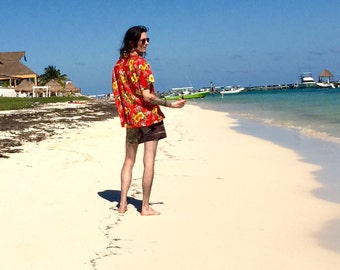 Tropical Dream Hawaiin Shirt