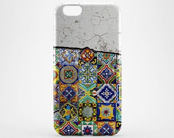 Morocco iPhone 7 Case Tile iPhone 6 Case Marble iPhone SE Case Moroccan iPhone 7 Plus Case iPhone 5 Case iPhone 6S Case Galaxy S6 S7 Cover